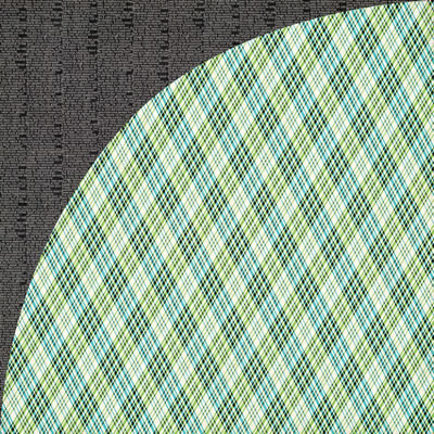 Basic Grey - Knee high & Bow Ties - Paper - Freeze Tags
